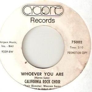 California Rock Choir