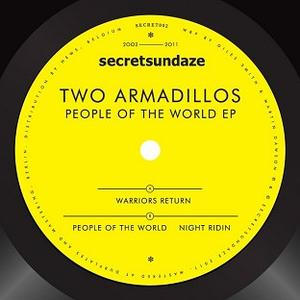 Two Armadillos - People of The World EP