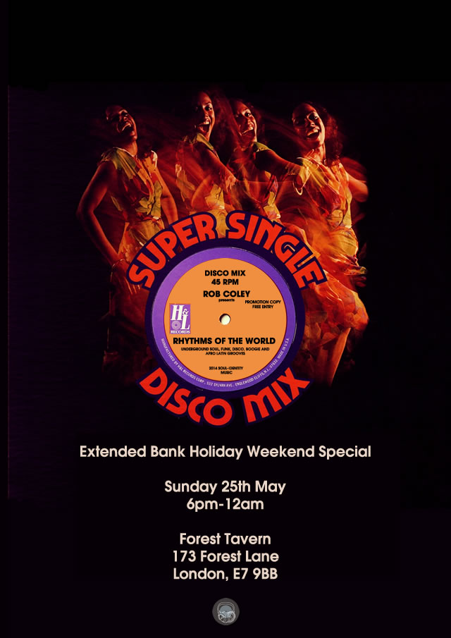 Rhythms of The World - A Bank Holiday Special