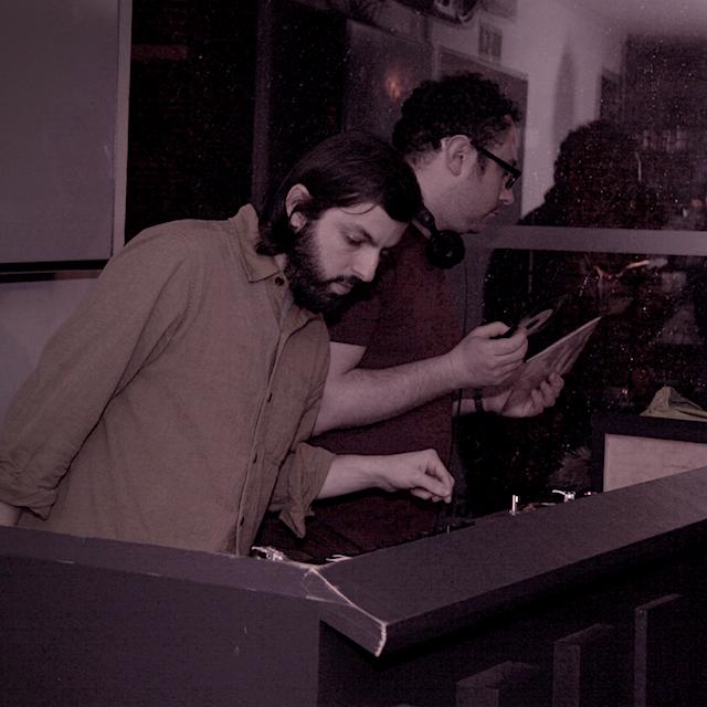Colectivo Futuro DJs at Boom Music