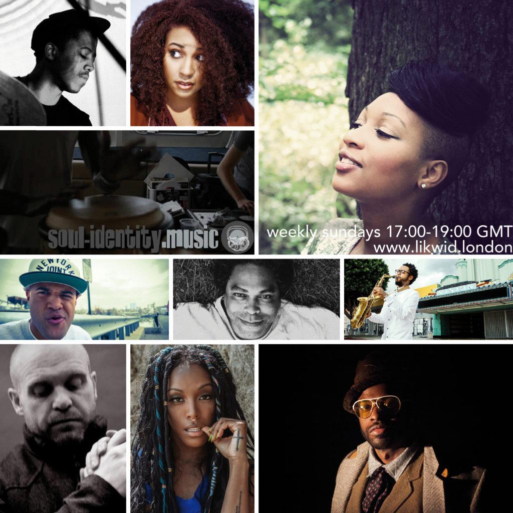 Soul-Identity Music on Likwid